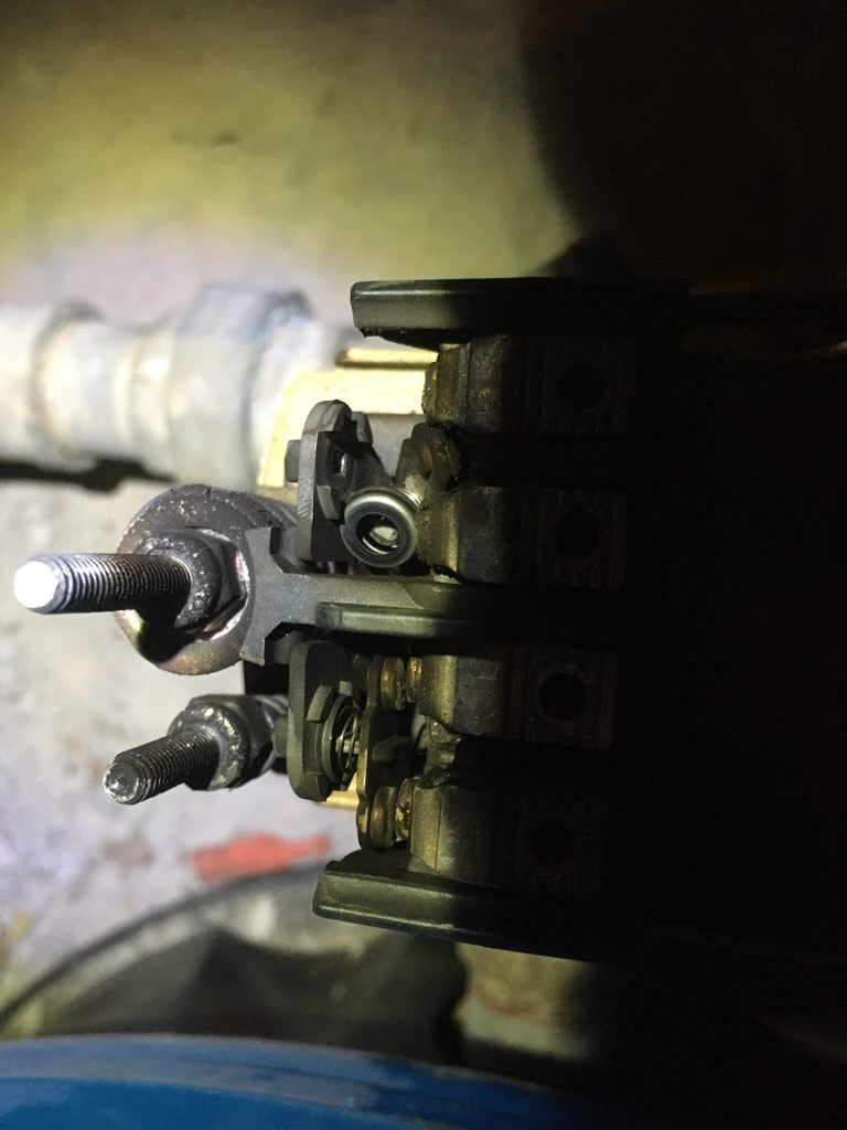 Pressure switch replacement.